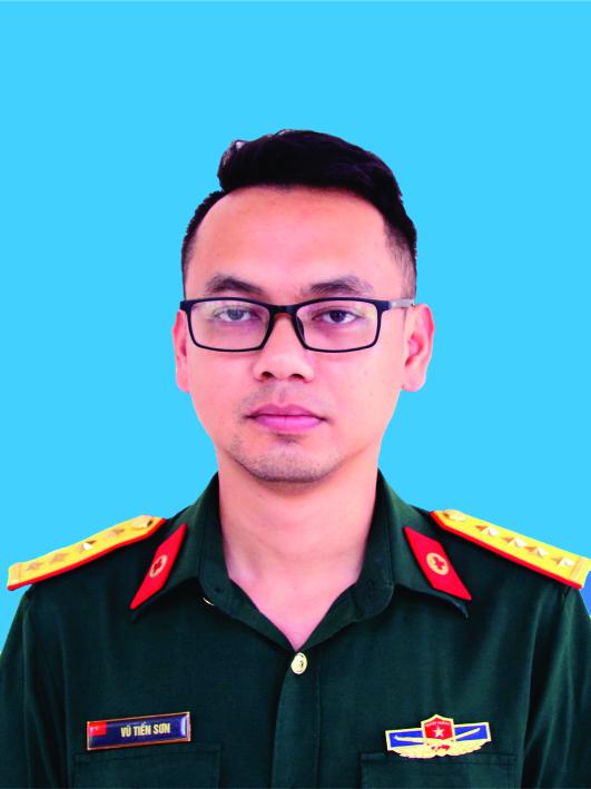 Đại úy, Bác sĩ Vũ Tiến Sơn