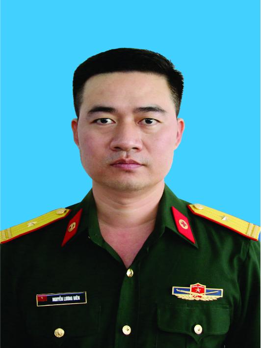 Thiếu tá, Bác sĩ Nguyễn Lương Biên